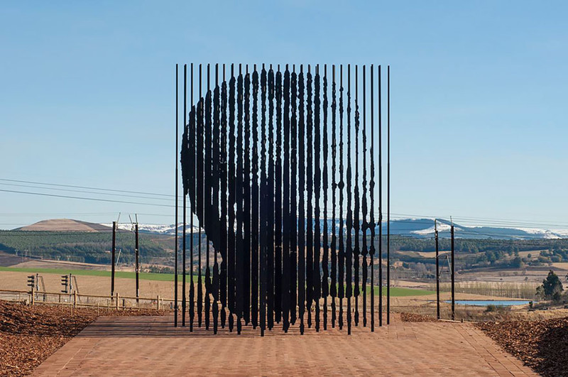 Нельсон Мандела. ЮАР.