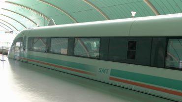 Самый быстрый в мире поезд!