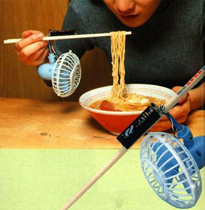 Вентилятор для охлаждения еды