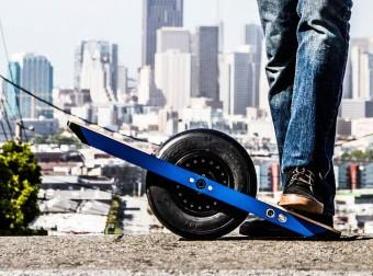 Одноколесные скейтборды: чем порадует доска за сто тысяч рублей?
