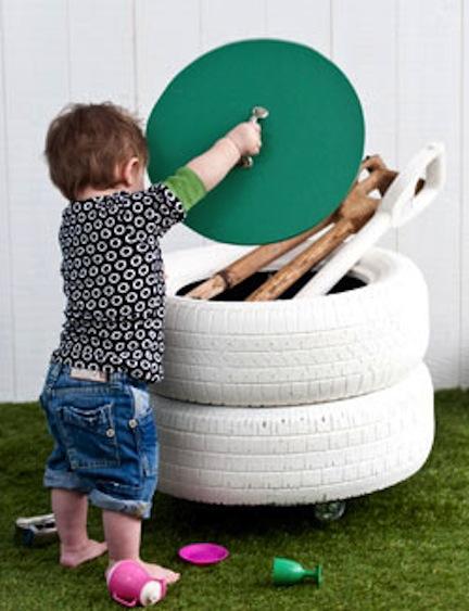 В чем хранить детские игрушки? Сделай своими руками! рис 4