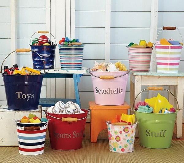 В чем хранить детские игрушки? Сделай своими руками! рис 11
