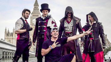Assassin's Creed devin graham