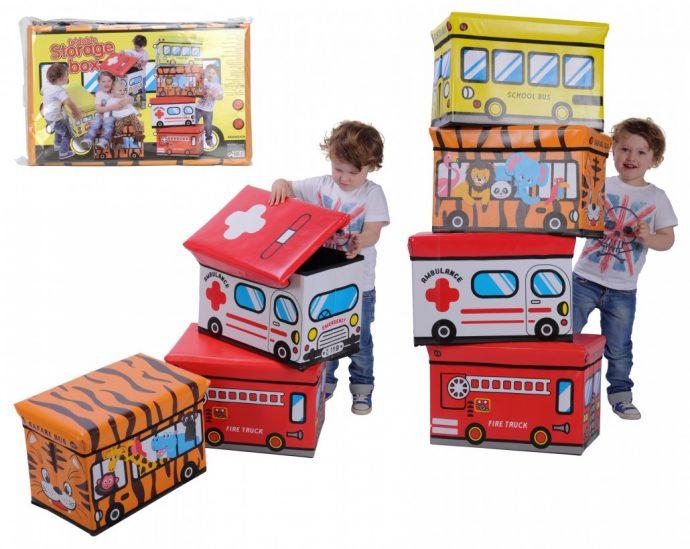 В чем хранить детские игрушки? Сделай своими руками! рис 12