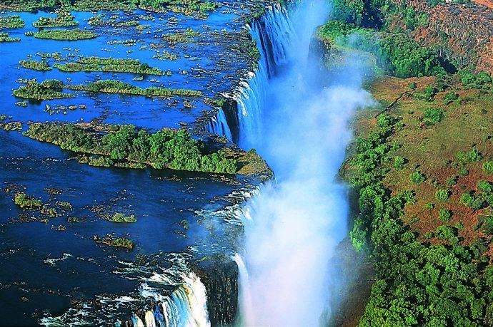 Уникальные водопады планеты, которые стоит посетить рис 5
