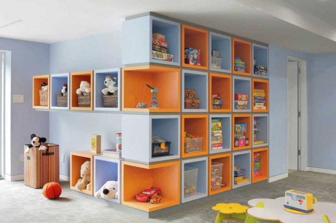 В чем хранить детские игрушки? Сделай своими руками!