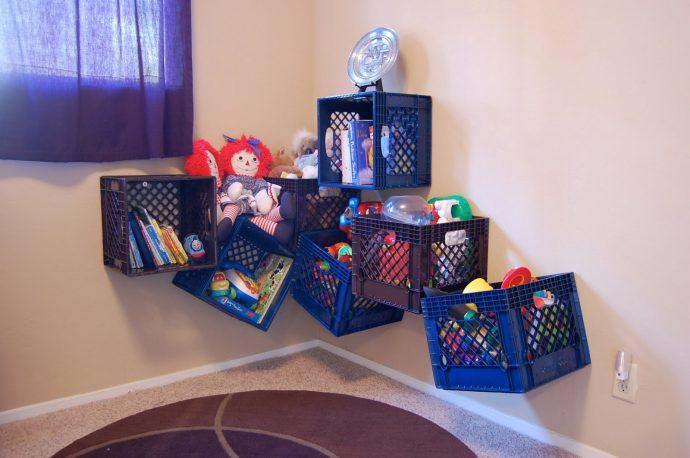 В чем хранить детские игрушки? Сделай своими руками! рис 2