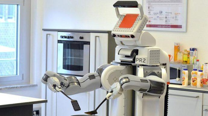 Робот-кулинар приглашает на блины!