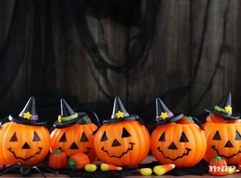 Хеллоуин — угощение или шалость!