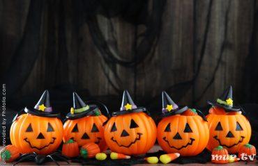 Хеллоуин - угощение или шутка?