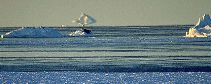 миражи на Аляске