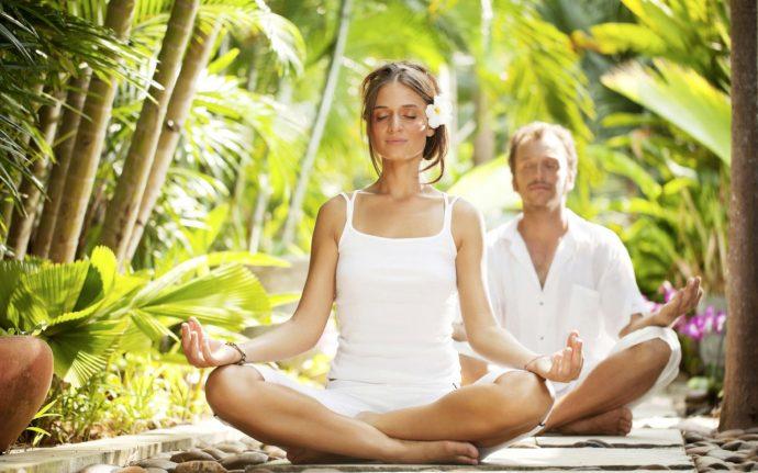 Медитация укрепляет иммунитет