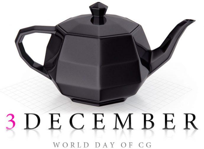 3 декабря - День 3D графики. Лучшие кадры!