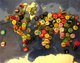 пивная карта мира