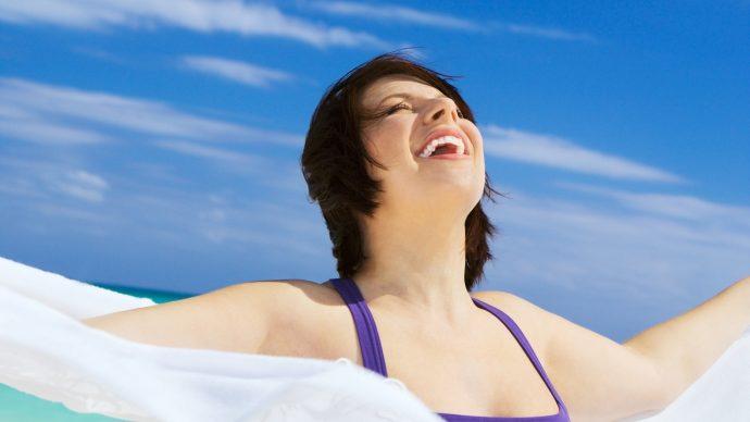 Смех полезен для лёгких