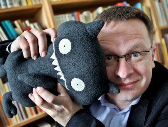 Monsterologe Matthias Burchardt