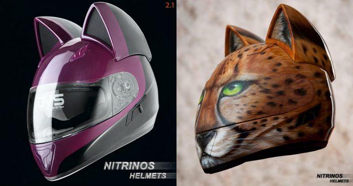 Кото-шлемы рис 4