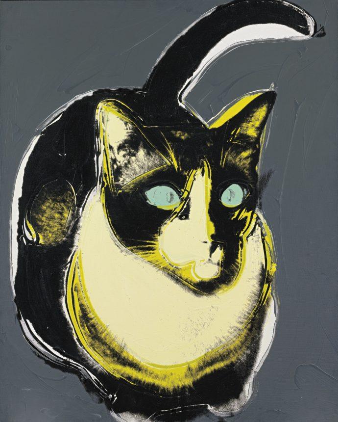 картины котов рис 4