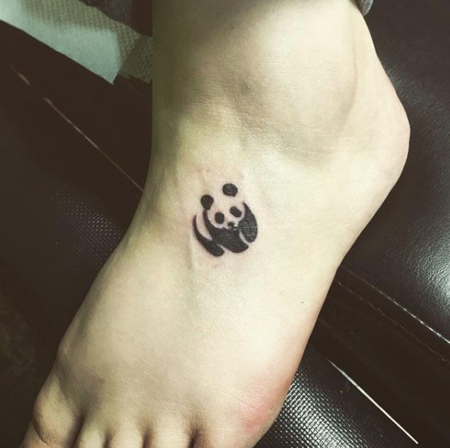 panda tattoos рис 14