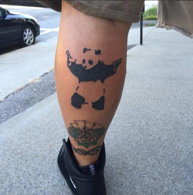 panda tattoos рис 11