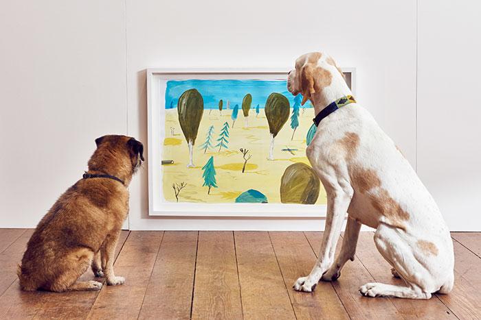 world-first-dog-art-exhibition2