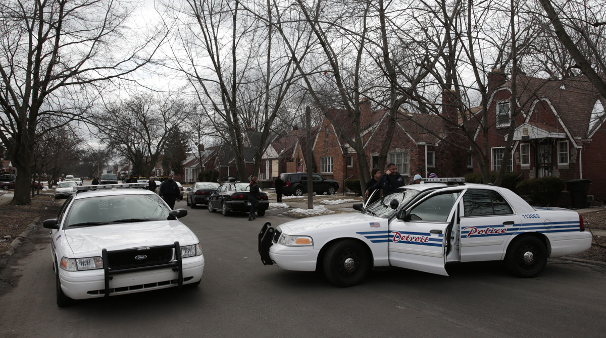 Crime in Detroit