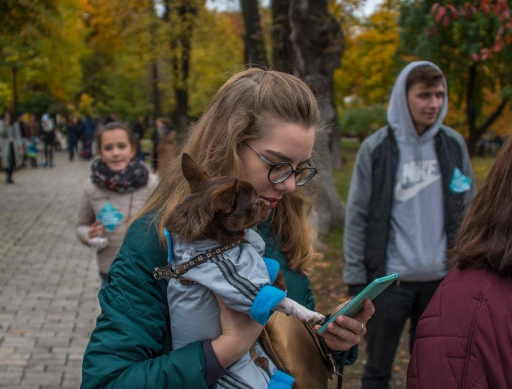 Зоозащитники митингуют! В Киеве прошел ежегодный марш за права животных: вот как всё было! рис 9