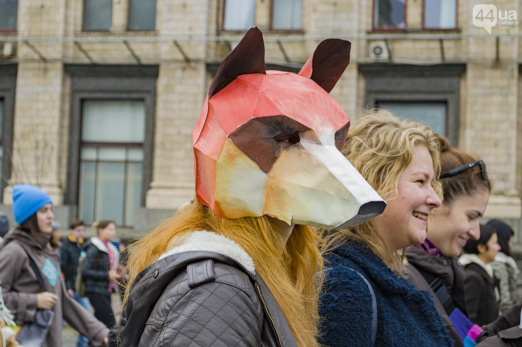 Зоозащитники митингуют! В Киеве прошел ежегодный марш за права животных: вот как всё было! рис 8
