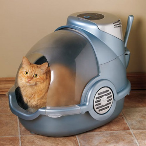 Биотуалеты для кошек - интересная новинка! Понравится ли вашему котейке такое чудо техники? рис 3