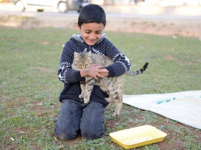 05-refugee-comforts-stray-dog-710x530