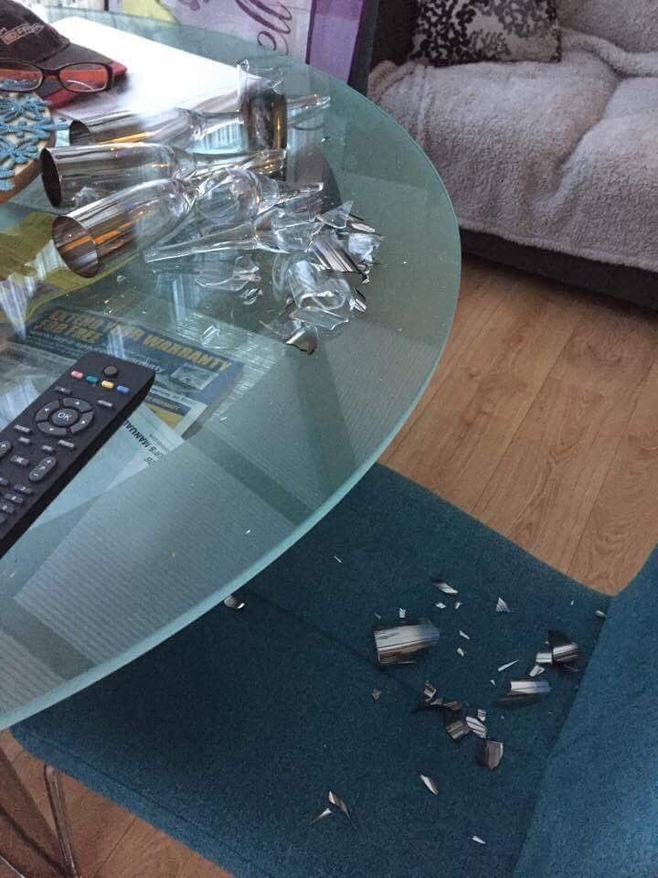 """""""А это он разбил мою любимую вазу..."""" Хозяева делятся очень """"личными"""" фото из домашних архивов!"""