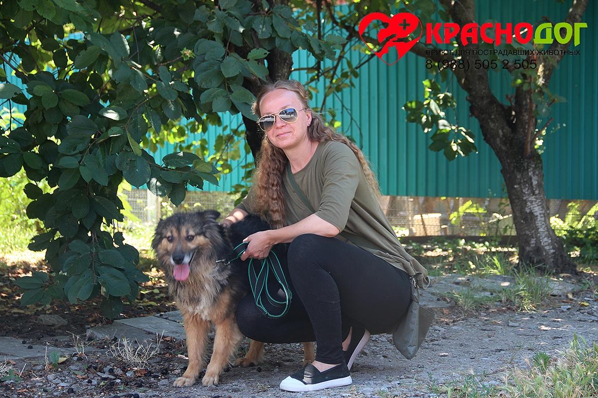 Призвание помогать: волонтёр Виктория – лучший друг собачек из приюта! рис 2