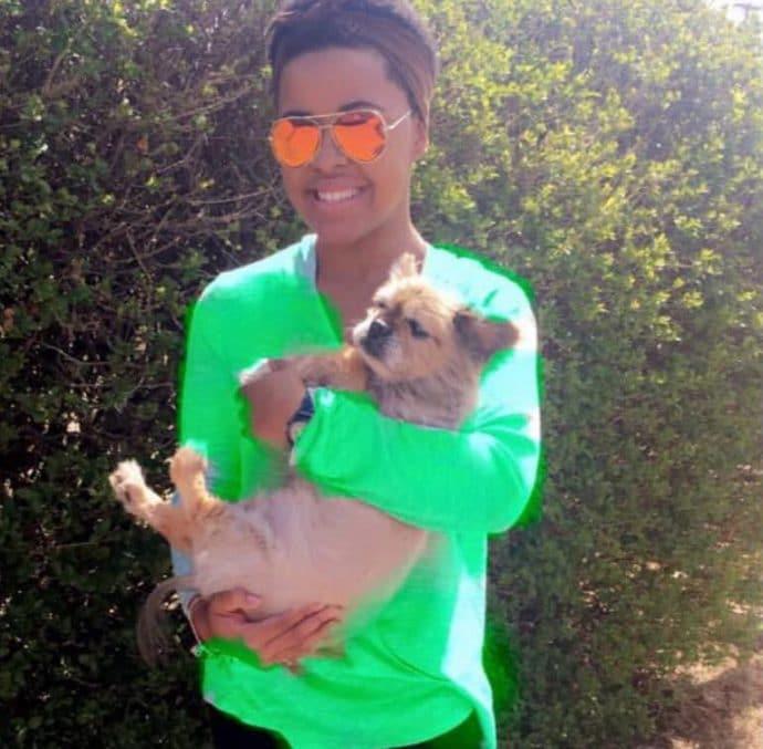 Девочка решила усыпить пекинеса и сняла видео прощания... Но пёс прямо в кадре сделал то, что спасло ему жизнь! рис 3
