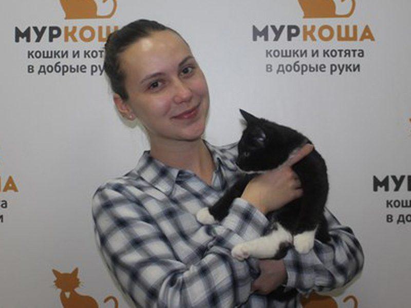 Могут ли бомжи любить котят? История Шопена, красивого мальчика в белых перчатках рис 6