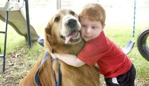 Брутис и ребенок