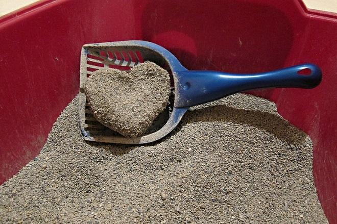 Глиняный песок