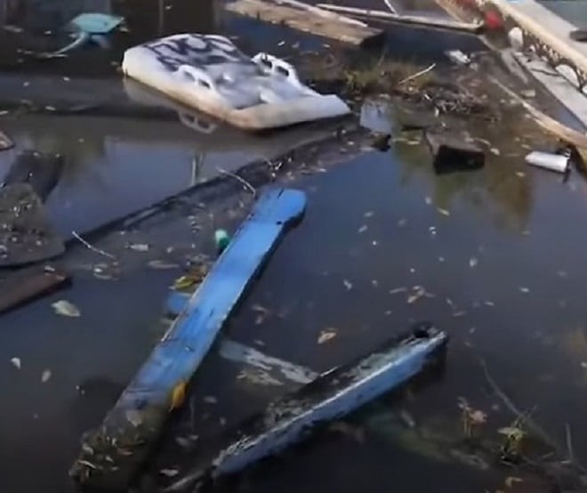 Старый аквапарк