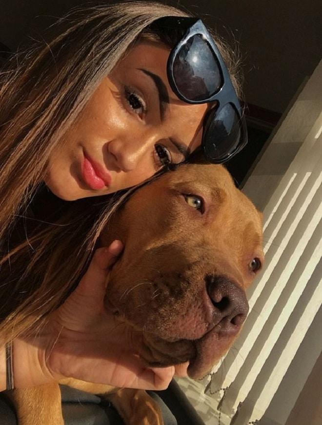 Селфи с собакой