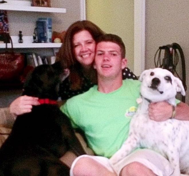 Семья и собаки